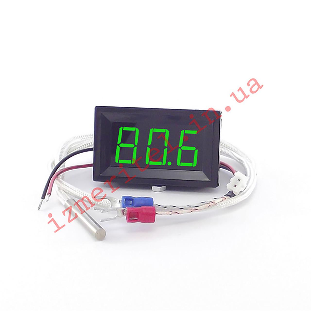 Цифровой термометр -30...+800 °С