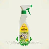 Спрей для кошачьих туалетов (дезинфицирует, уничтожает запах, моет), 360 мл