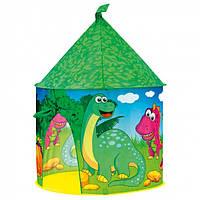 Игровая палатка Замок Динозавра BINO