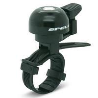 Звонок Spelli SBL-709 Черный на стяжке