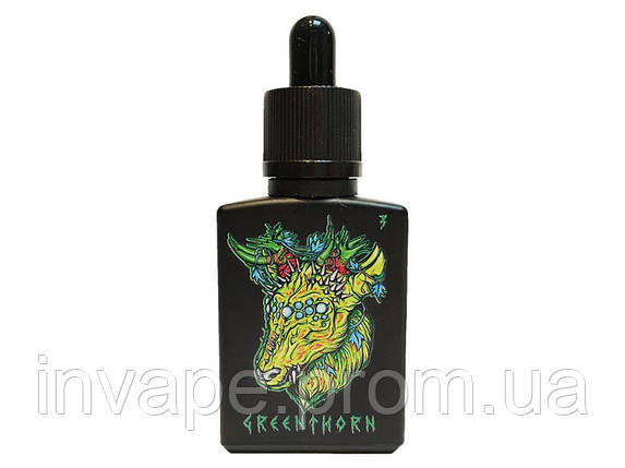 Doctor Grimes - Greenthorn (Клон премиум жидкости), фото 2