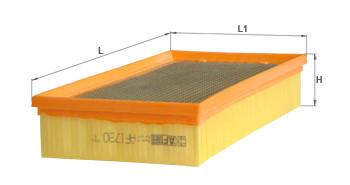 Фильтр воздушный Alpha Filter AF 1730S (AP 194/1)