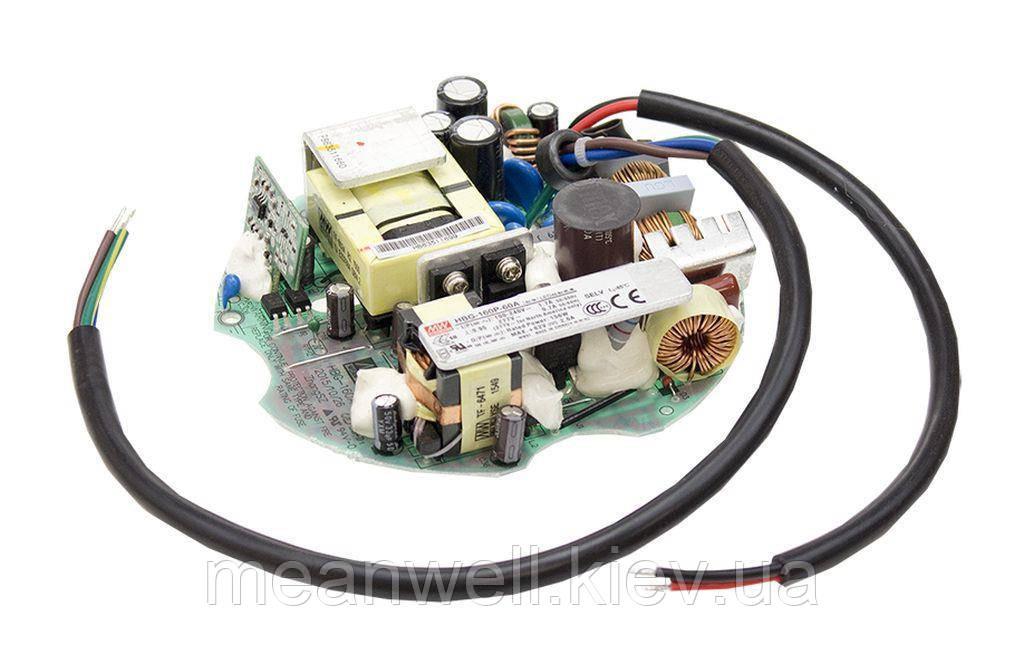 LED драйвер DALI Mean Well HBG-160P-48DA