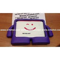 Детский чехол для iPad New 2017 Фиолетовый