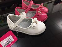 Детские лаковые туфли для девочек оптом Размеры 20-25
