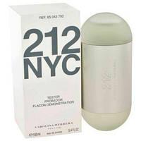 Carolina Herrera 212 NYC For Women (Каролина Херрера 212 НИЦ Фор Вумен), женский тестер , 100мл