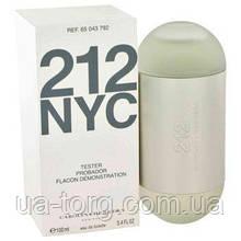 Carolina Herrera 212 NYC For Women , 100мл