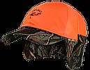 Кепка Jahti Jakt Seita Reversible Cap HW Camo двухсторонняя с мембраной, фото 2