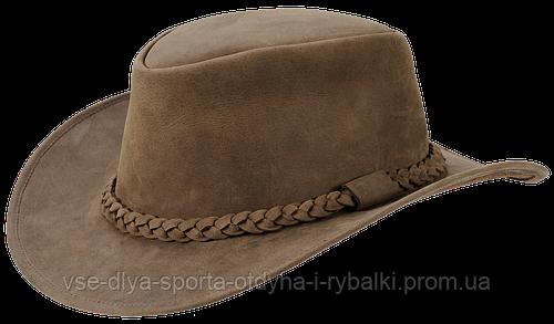 Шляпа Jahti Jakt кожаная