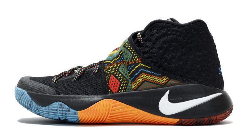 Баскетбольные кроссовки Nike Kyrie Irving 2  (в стиле Найк)