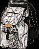 Рюкзак Jahti Jakt Snow Camo снежный камуфляж