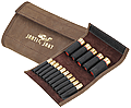 Сумка-патронташ Jahti Jakt Bullet case для нарезных и гладкоствольных патронов