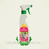 Спрей для уничтожения запаха кошачьих меток, 360 мл