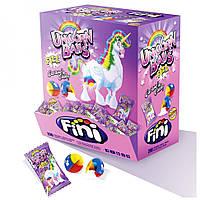 Жевательные резинки Fini unicorn balls, фото 1