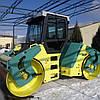 Новый дорожный каток AMMANN AV110X 2011 г.в.