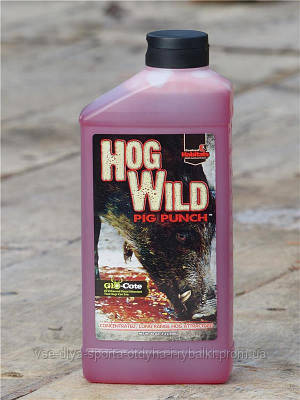 Приманка на кабана Hog Wild Pig Punch со свечением в ультрафиолетовом спектре