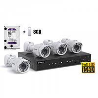 Комплект видеонаблюдения Balter HDS-MT1244KIT