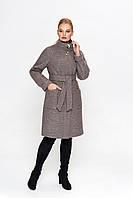 Пальто женское демисезонное, женское пальто большого размера