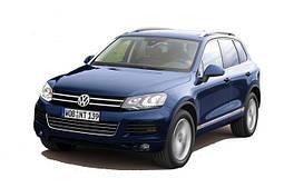 Брызговики Volkswagen Touareg 2010-15 г.