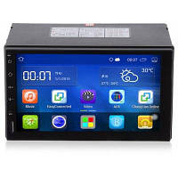 Ezonetronics RM-CT0009 7-дюймовый автомобильный плеер GPS навигатор Чёрный