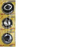 Ручки универсальные для стеклянных крышек 3 шт. FRU-002A