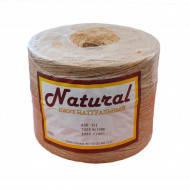 Шпагат джут натуральный.1000м. (вес 2000г)