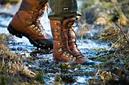 Ботинки Jahti Jakt Premium с мембраной и утеплителем коричневые, фото 4