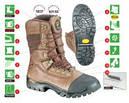 Ботинки Jahti Jakt Premium с мембраной и утеплителем коричневые, фото 5