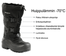 Зимние сапоги North Ice Winter Safety Boots, фото 2