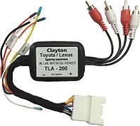 Адаптер активации штатного усилителя Clayton(TLA-200)