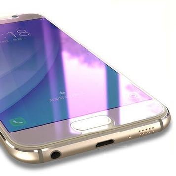 """Samsung i9500 S4 GALAXY оригинальное защитное стекло олеофобное покрытие 0,2mm 9H 2.5D для телефона """"S+"""""""