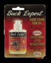Нейтрализатор запаха оружия Buck Expert масло оружейное с тефлоном, фото 2