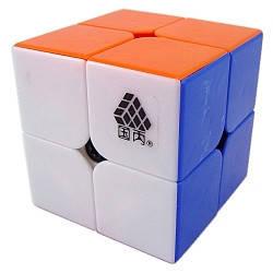Кубик Рубика 2х2 Type C WitTwo V1 Mixed