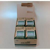 Фильтры для сигарет SD27, из 24 шт, Многоразовый фильтр для сигарет, Сменный фильтр на сигареты, Набор фильтров для сигарет, фото 1