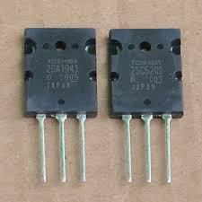 Транзистор 2SA1943 оригинал
