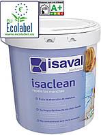 Краска интерьерная матовая особостойкая к мытью Изаклин ISAVAL 12л, фото 1