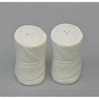 """Набор для хранения специй """"White"""" A4170, размер 7х5 см, керамика, комплект для специй, емкость для специй"""