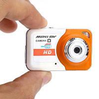 Портативный мини-камера с детектором движения Поддержка