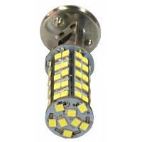 Н1 68 SMD 3020 LED лампа 6000К 350Лм 12В 26Вт серебристый и желтый