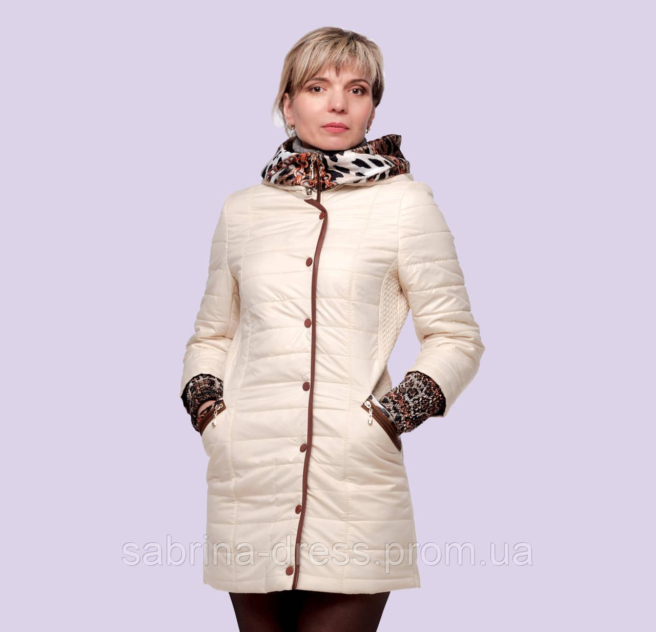 cecca871dcc Куртка женская демисезонная. Модель 102. Размеры 46-56  продажа ...