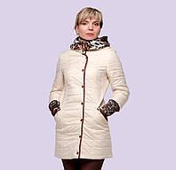 Куртка женская демисезонная. Модель 102. Размеры 46-56
