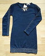 Нарядное платье для девочки (на рост 128 см, 140 см) Турция