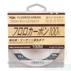 Флюорокарбон YGK SHOKUGYOSHA Fluoro 100 м  #7.0/0.435 mm