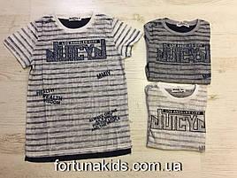 Футболки для мальчиков Buddy Boy 4-12 лет