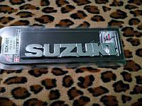 Надпись SUZUKI  152х25 мм