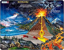 Пазлы Larsen Вулканы
