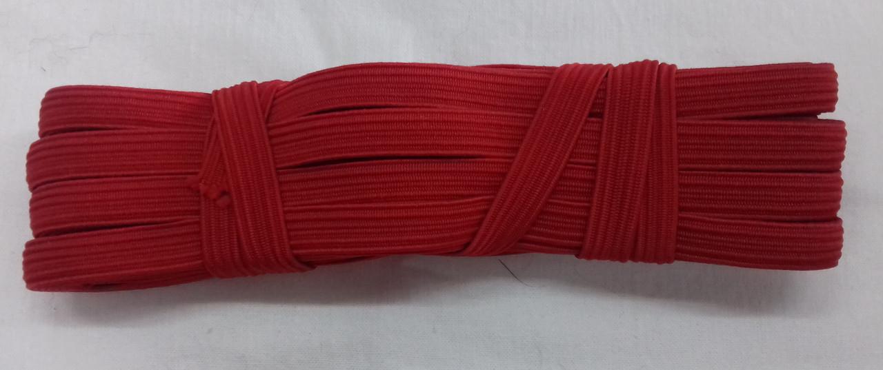 Резинка 8 мм красная 10 м