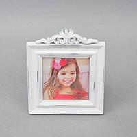 "Фоторамка настольная для фото ""Home"" PR029, размер 14х14 см, фото 10х10 см, дерево, рамка для фото, фото-рамка, рамка для фотографии"