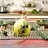 """Свеча свадебная для праздника """"Olive"""" S161, размер 80 мм, свадебные аксессуары, декор для свадьбы, аксессуары для свадьбы"""