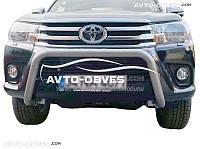Низкий кенгурин Toyota Fortuner 2015 - … (заготовка)